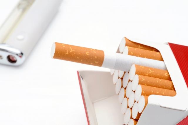 白髪とタバコ