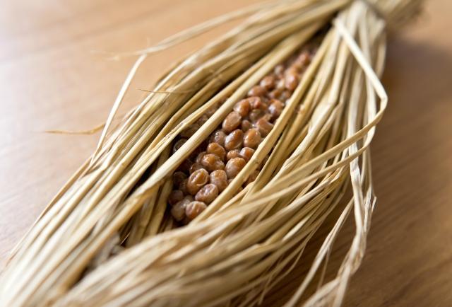 白髪と納豆
